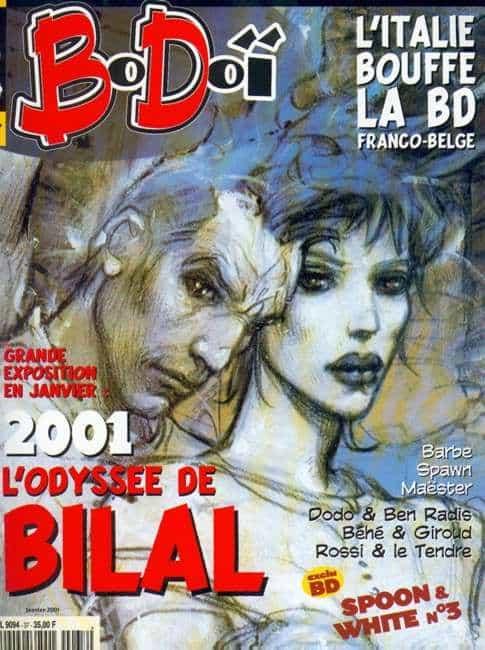 Bo-Doï n°37 de janvier 2001