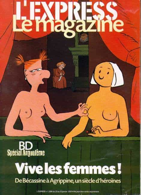 Revue de presse spécial Angoulême