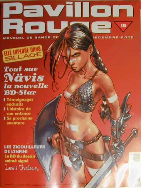 Pavillon Rouge n°18 de novembre 2002