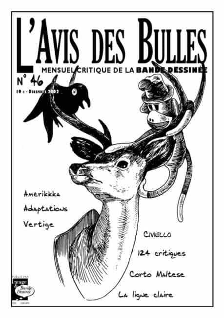 L'AVIS DES BULLES n° 46