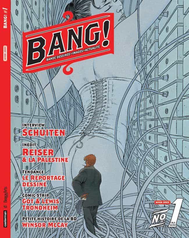 Bang ! n°1 – Hiver 2003
