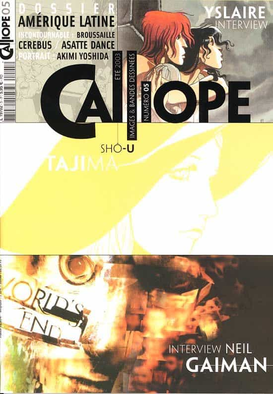 Calliope n°5 - Eté 2003