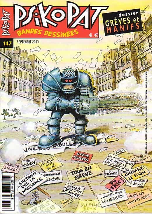 Psikopat n°147 - septembre 2003