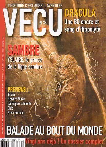 VECU n°38 - novembre 2003