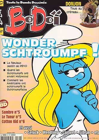 Bo Doï n°67 – octobre 2003