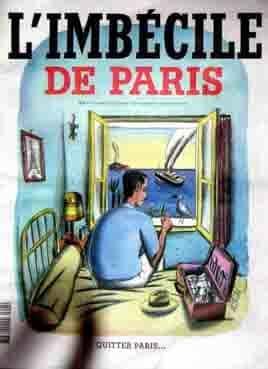 L'IMBECILE DE PARIS