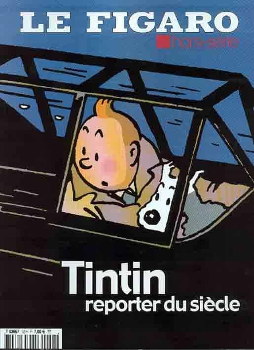 Tintin a eu 75 ans le 10 janvier !