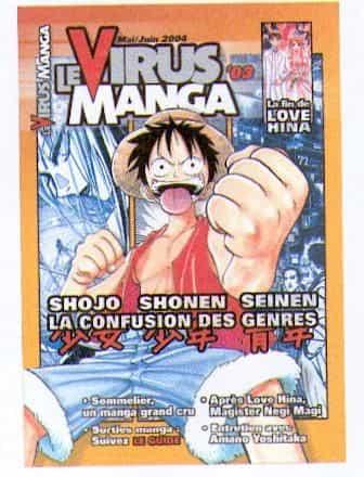 VIRUS MANGA 03