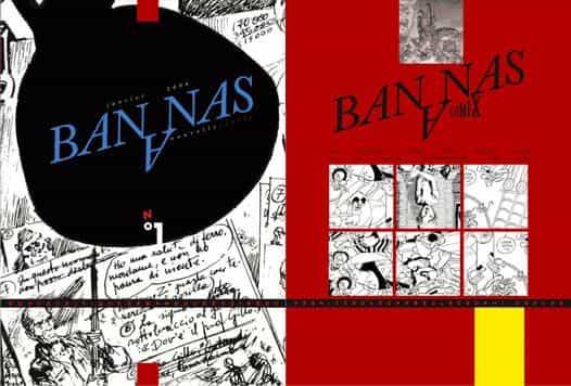 BANANAS : UNE REVUE CRITIQUE MAIS ECLECTIQUE !