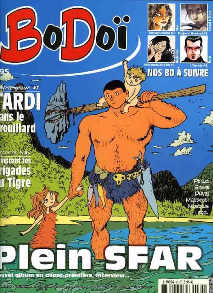BO DOÏ N°95