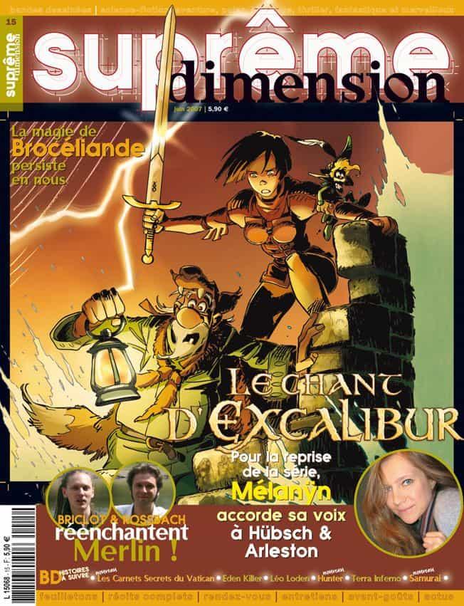 Suprême Dimension n°15 – juin 2007