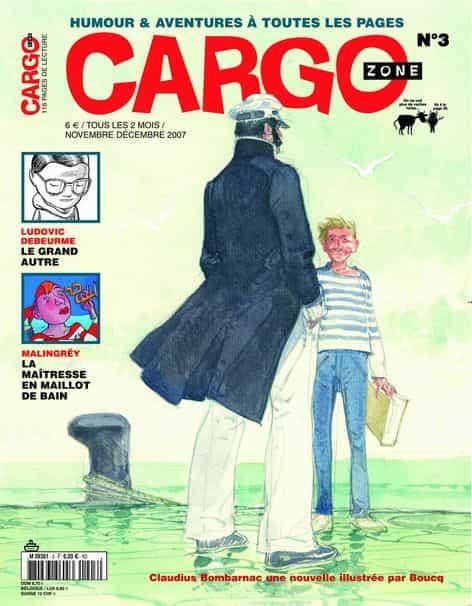 Cargo n°3 est dans les kiosques !
