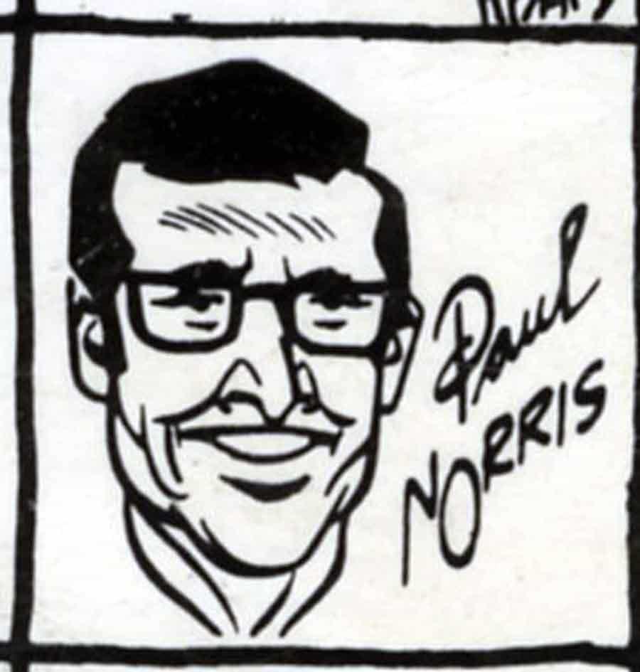LE DECES DE PAUL NORRIS,LE CREATEUR D'AQUAMAN.