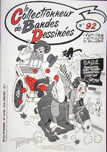 Le Collectionneur de bandes dessinées n°92