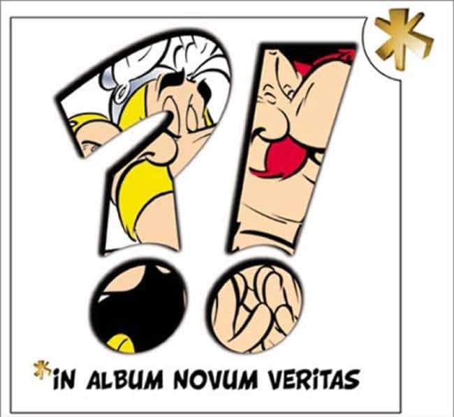 Evolution des cotes des albums d'Astérix