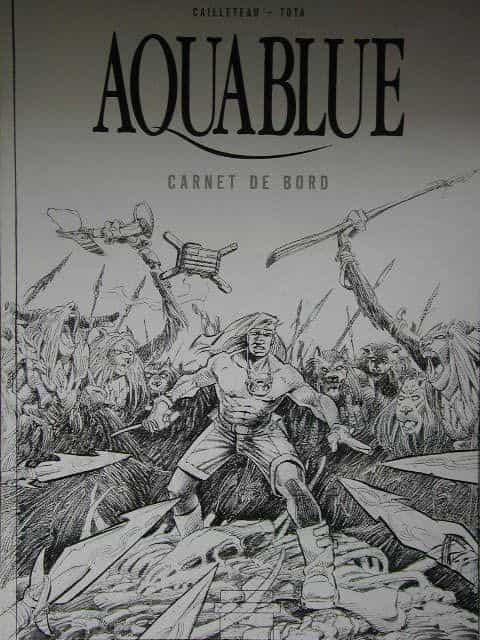 Un livret collector pour le nouvel Aquablue !