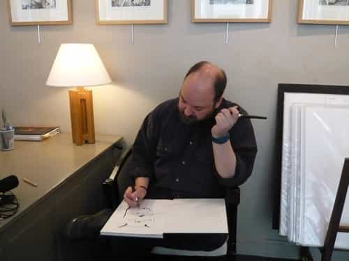 INTERVIEW  DE DAVE McKEAN (SUITE ET FIN).