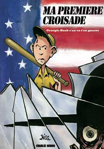Les échappés : la nouvelle structure éditoriale de bande dessinée de « Charlie Hebdo »