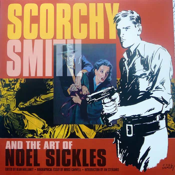 LE COIN DU PATRIMOINE: SCORCHY SMITH DE NOËL SICKLES