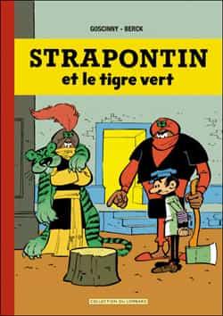 LE COIN DU PATRIMOINE BD : STRAPONTIN