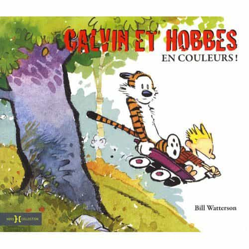LE COIN DU PATRIMOINE BD: Calvin et Hobbes