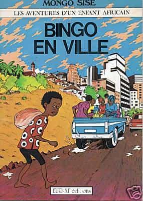 Mongo Sisé, le décès d'un grand de la BD congolaise
