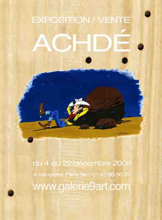 ACHDE S'EXPOSE
