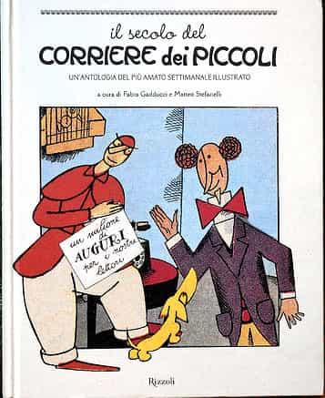 LE COIN DU PATRIMOINE: LE CORRIERE DEI PICCOLI
