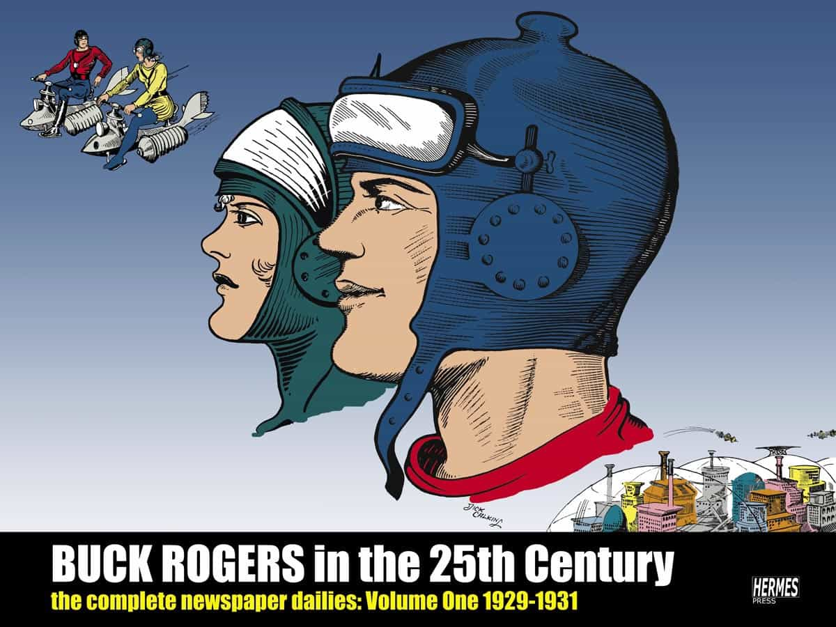LE COIN DU PATRIMOINE : BUCK ROGERS IN THE 25th CENTURY