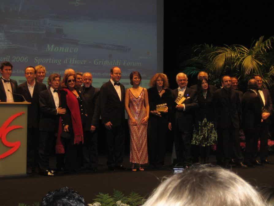 Cuervos et Iznogoud –le film -  honorés lors du 5ème Forum International Cinéma et Littérature de Monaco.