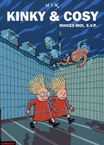 Nix reçoit le Prix de la bande dessinée d'Humour du Festival d'Angoulême