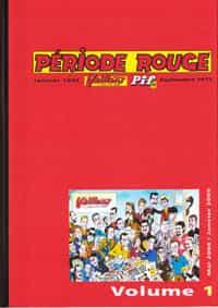 PERIODE ROUGE : LE RECUEIL PAPIER !