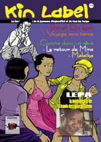 Dessinateurs de République Démocratique du  Congo : à l'Est également