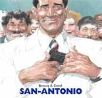 LE RECUEIL DES COUVERTURES DE SAN-ANTONIO PAR BOUCQ SORT EN AVRIL