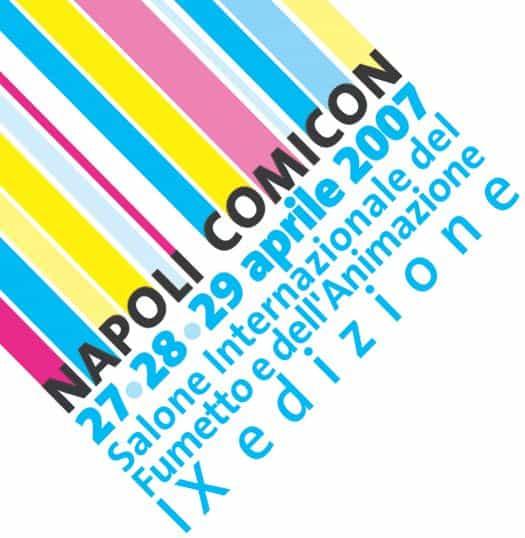 NAPOLI COMICON 2007-2010 : le nouveau parcours