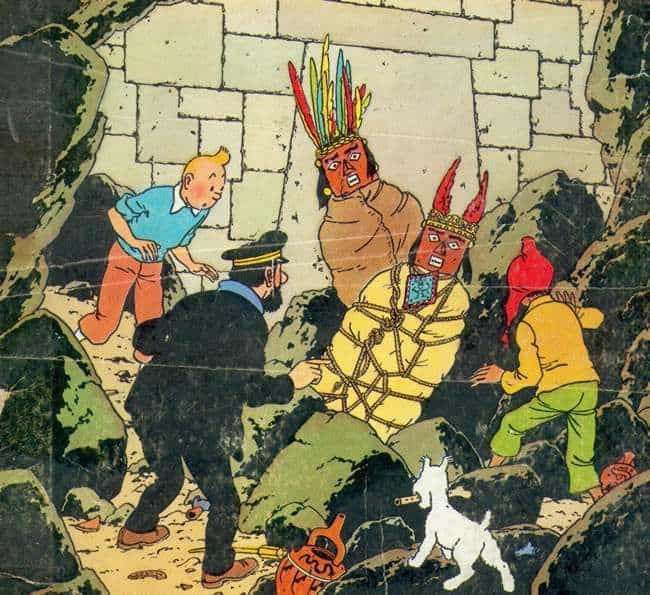Tintin toujours à l'honneur 1