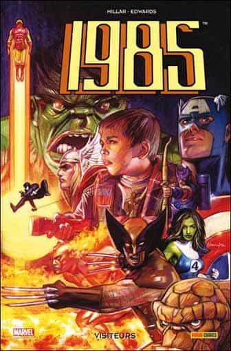 COMIC BOOK HEBDO n°89 (19/09/2009).