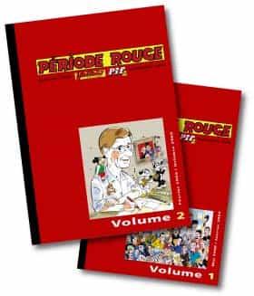 L'Album Période Rouge n° 2, le deuxième de la Trilogie est paru !