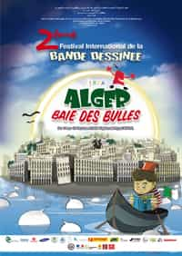RENCONTRE AVEC LES ORGANISATEURS DU FESTIVAL « BD'ALGER »