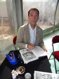 Jean Harambat, primé aux Rendez-vous de l'Histoire de Blois 2009
