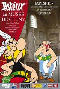 L'exposition Astérix au Musée de Cluny