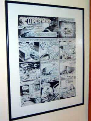 UN ORIGINAL DE SUPERMAN VENDU 13000 DOLLARS!