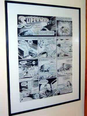 UN ORIGINAL DE SUPERMAN VENDU 13000 DOLLARS!