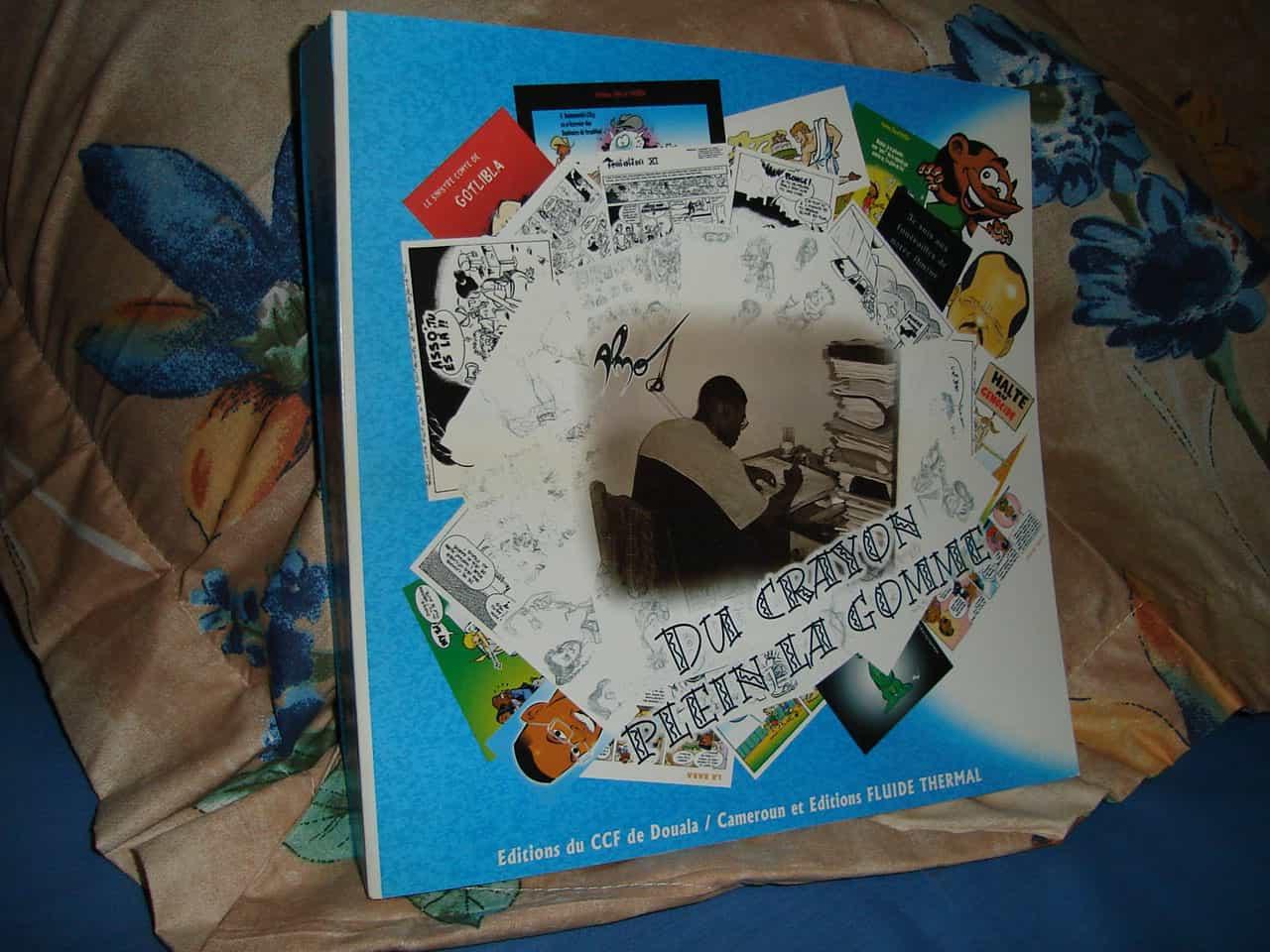 Bibliographie sélective de recueils de caricatures d'auteurs d'Afrique francophone