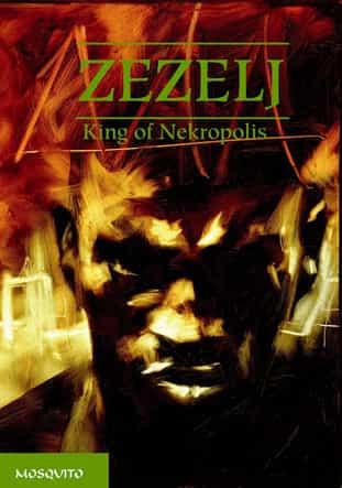 KING OF NEKROPOLIS de DANIJEL ZEZELJ : UN SOMBRE JOYAU.