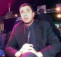 Mourad Boudjellal, sponsor de l'équipe de rugby toulonnaise