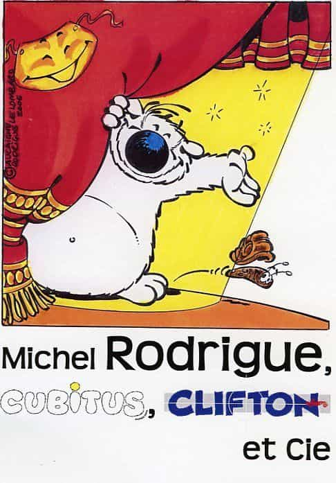 MICHEL RODRIGUE S'EXPOSE
