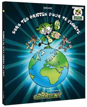 GRRREENY : L'écologie trash est née !