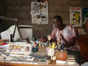 Hector Sonon : « On manque de scénaristes en Afrique, tout le monde le sait. »