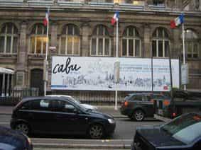 Cabu et Paris : une superbe exposition gratuite à l'Hôtel de ville de paris jusqu'au 27 janvier 2007